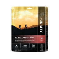 Alpine Aire Foods Black Bart Chili with Beef & Beans
