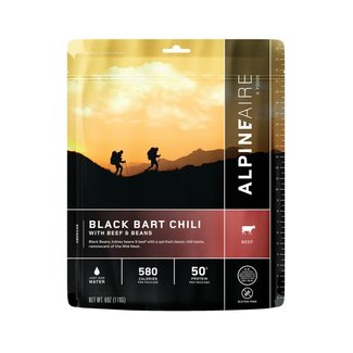 AlpineAire Foods Black Bart Chili with Beef & Beans