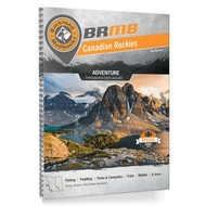 Backroad Mapbooks Canadian Rockies Backroad Mapbook