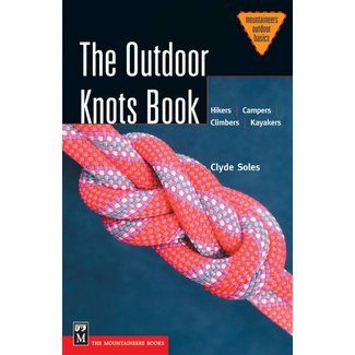 Mountaineers Books The Outdoor Knots Book
