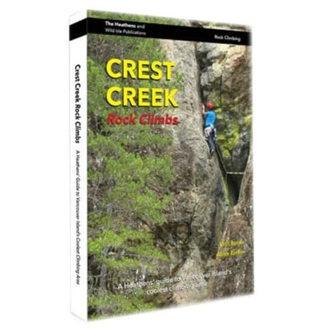 Wild Isle Publications Crest Creek Rock Climbs