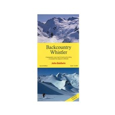 Backcountry Whistler Map