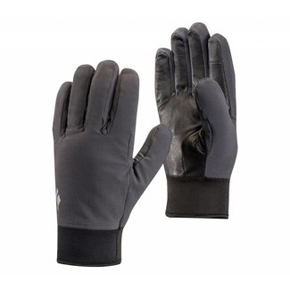 Black Diamond Unisex Midweight Softshell Gloves