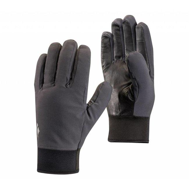 Black Diamond Unisex Midweight Softshell Gloves
