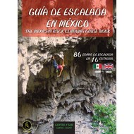 Fixed Pin Publishing The Mexican Rock Climbing Guidebook - Central/South