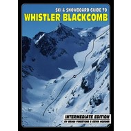 Quickdraw Publications Whistler Blackcomb Ski Guide Intermediate