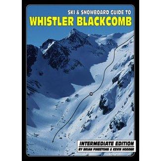 Quickdraw Whistler Blackcomb Ski Guide Intermediate