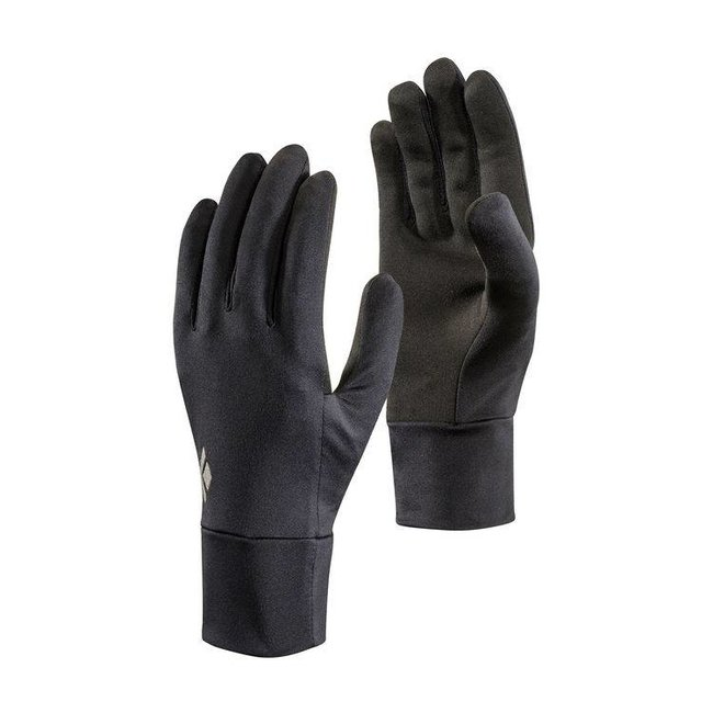 Black Diamond Unisex Lightweight Screen Tap Gloves