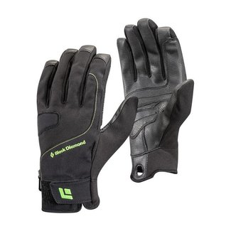 Black Diamond Unisex Torque Mixed Gloves (past season)