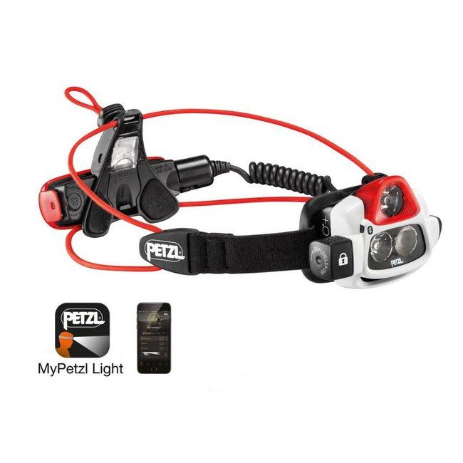 Petzl Nao+ Rechargeable Headlamp