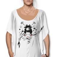 NoGrad W's Geisha Tee
