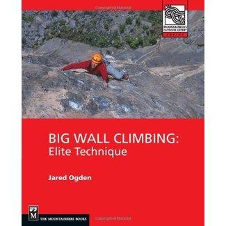 Mountaineers Books Big Wall Climbing: Elite Technique