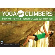 Mountaineers Books Yoga for Climbers