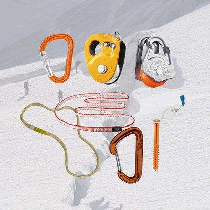 Fast & Light Crevasse Rescue Kit