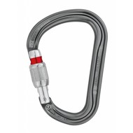 Petzl WILLIAM H-Frame Screw-Lock Carabiner