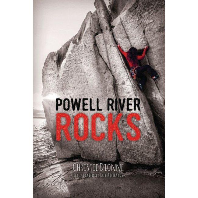 Powell River Rocks Climbing Guidebook