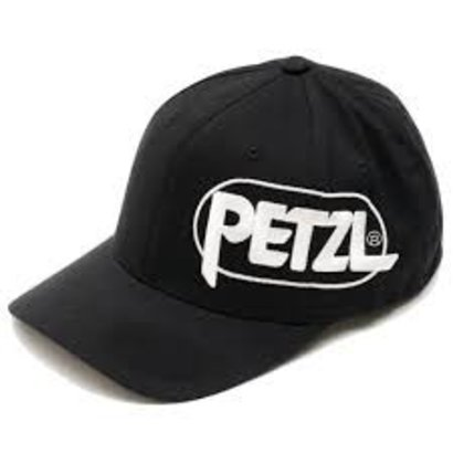 Petzl Team Logo Hat Black - Climb On Squamish c88560f7e97