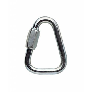 Petzl DELTA Triangular Steel, 8mm