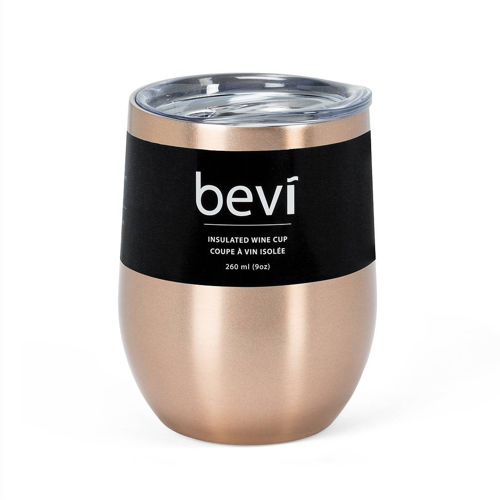 Insulated Wine Tumbler Copper