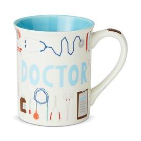 Doctor Uniform Mug