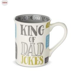 King of Dad Jokes Mug