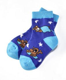 Yo Sox Goodnight Bear - Shoe Size 4-7, Age 1-2