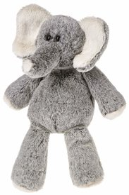 Mary Meyer Marshmallow Zoo Jr. Elephant - 9""