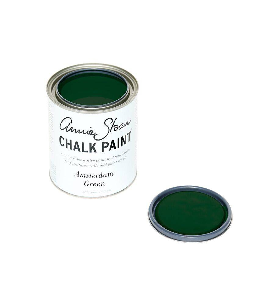 Chalk Paint by Annie Sloan AMSTERDAM GREEN - Chalk Paint™ by Annie Sloan - 946ml