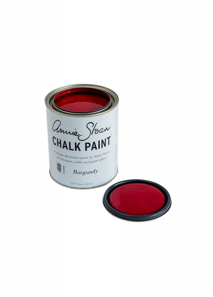 Chalk Paint by Annie Sloan BURGUNDY -  Chalk Paint™ by Annie Sloan - 946ml