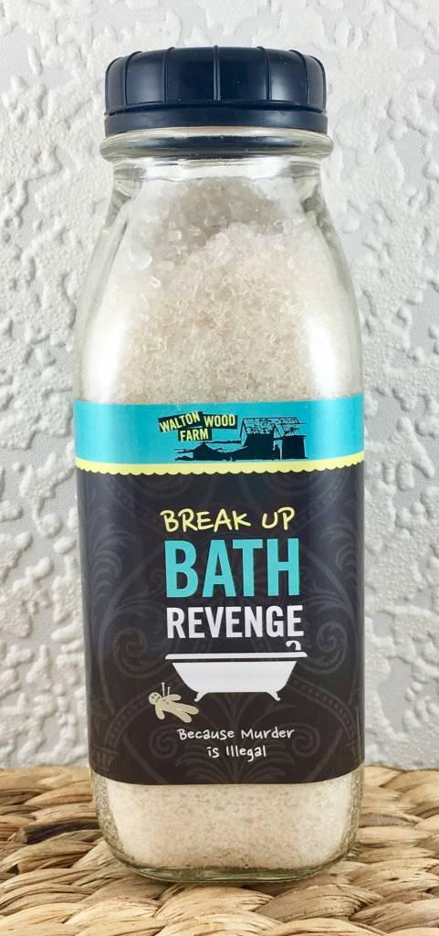 Walton Wood Farm Break Up Bath Revenge Bath Salts