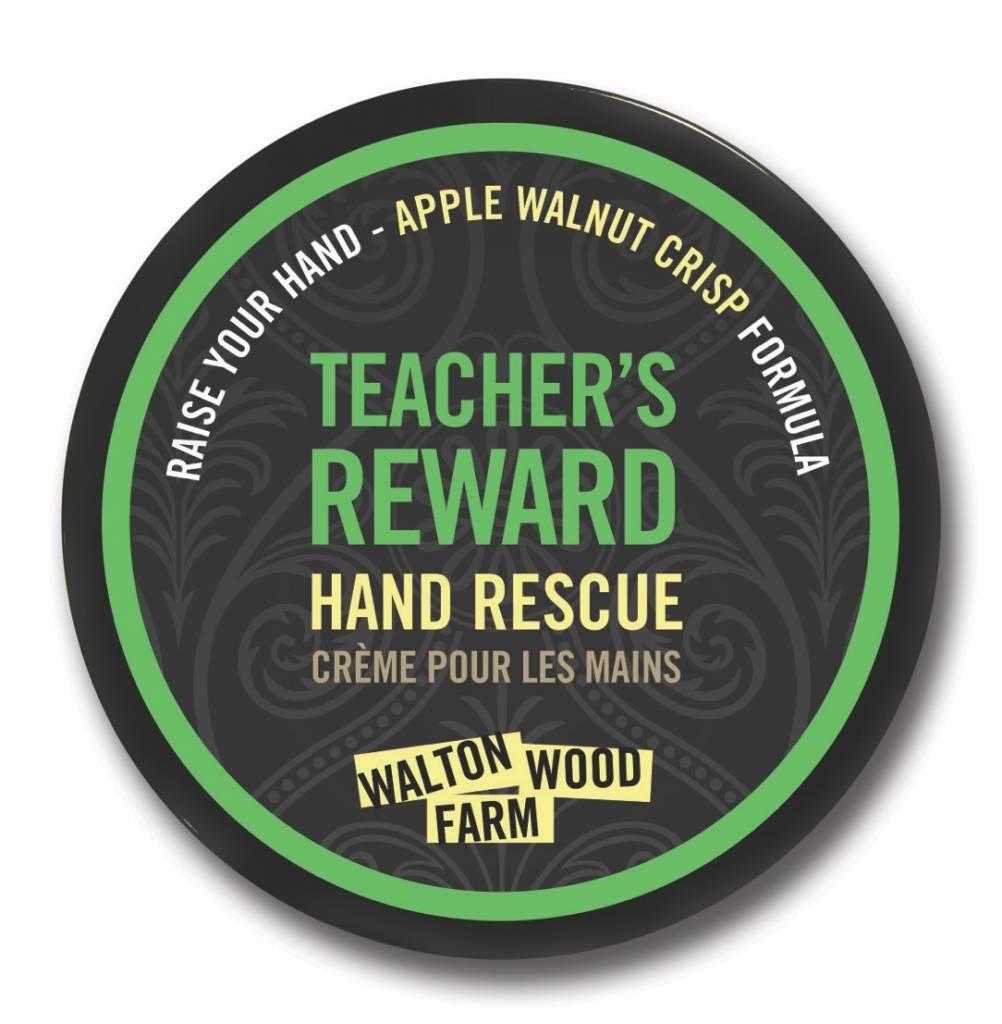 Walton Wood Farm Teacher's Reward Hand Rescue