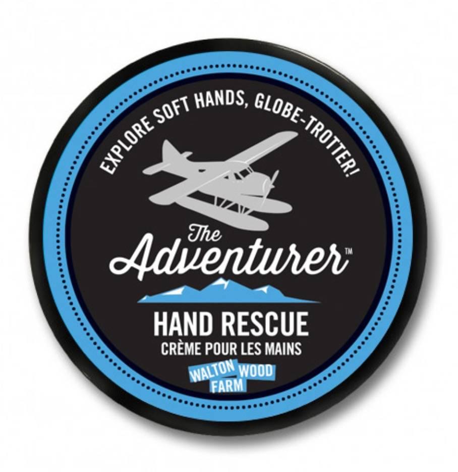 Walton Wood Farm The Adventurer Hand Rescue