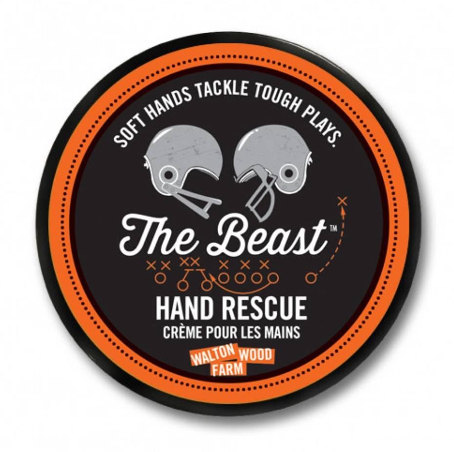 Walton Wood Farm The Beast Hand Rescue