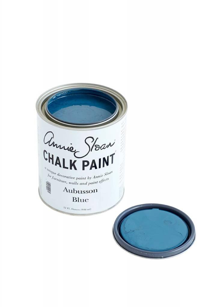 Chalk Paint by Annie Sloan AUBUSSON BLUE - Chalk Paint™ by Annie Sloan - 946ml