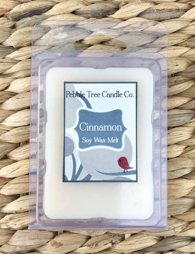 Pebble Tree Candle Co. Cinnamon - Soy Wax Melt