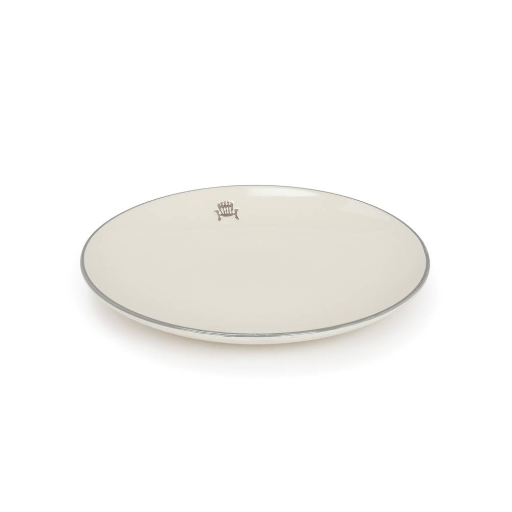Home Decor Weekend Cottage Life Side Plate