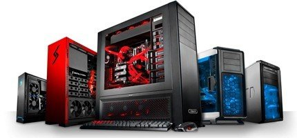 New Age of Gaming PC