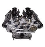 Ducati Audi Turbo Car Engine