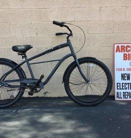 Haro Bikes Del Sol Shoreliner Beach Cruiser Blk