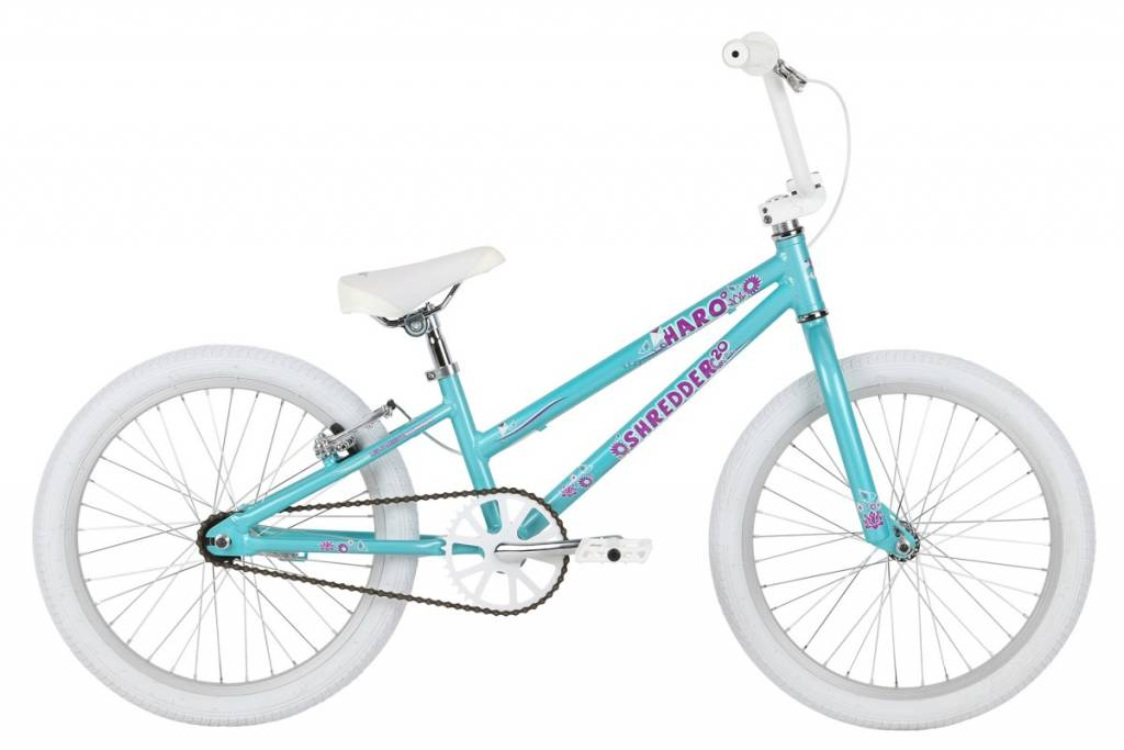 Haro Bikes Haro Shredder 20 BMX Teal