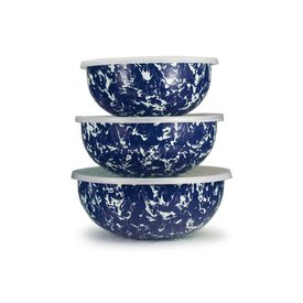Enamelware Mixing Bowls
