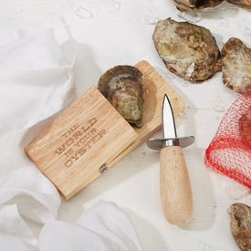 Oyster Block & Shuck