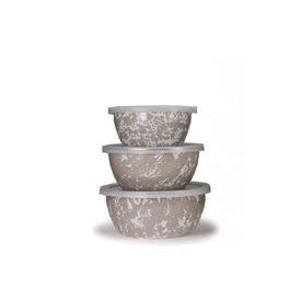 Enamelware Nesting Bowls