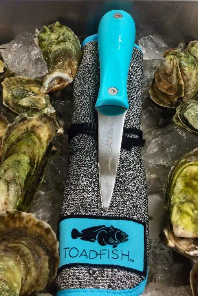 Oyster Shucking Cloth