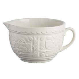 In The Forest Batter Bowl - Cream