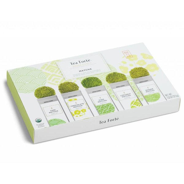 Tea Forte Single Steeps Matcha