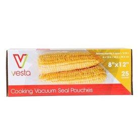 """Vesta 8""""x12"""" Vacuum Pouches"""