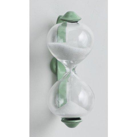 3 Min. White/Mint Timer
