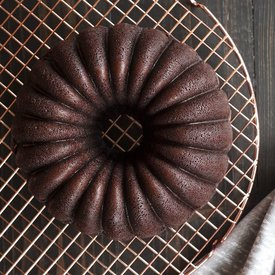 Nordic Ware Round Copper-Plated Cooling Rack