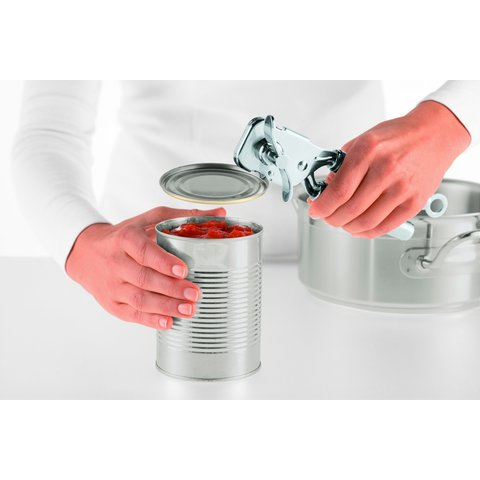 Can Opener with Pliers Grip